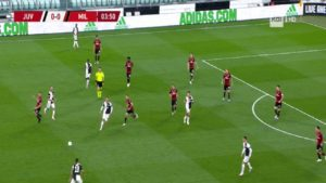 Coppa Italia semifinale Milan Juventus