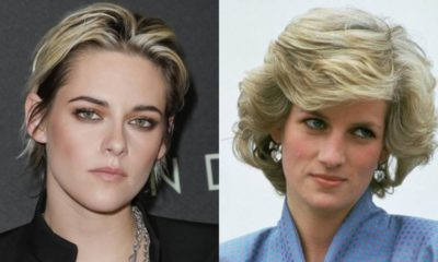 kristen stewart interpreterà lady diana al cinema