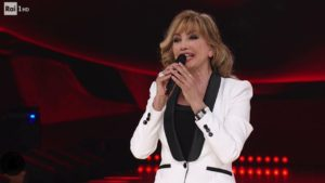 milly carlucci in televisione