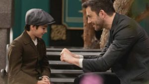 Una Vita anticipazioni: Mateo scopre che Telmo è suo padre,