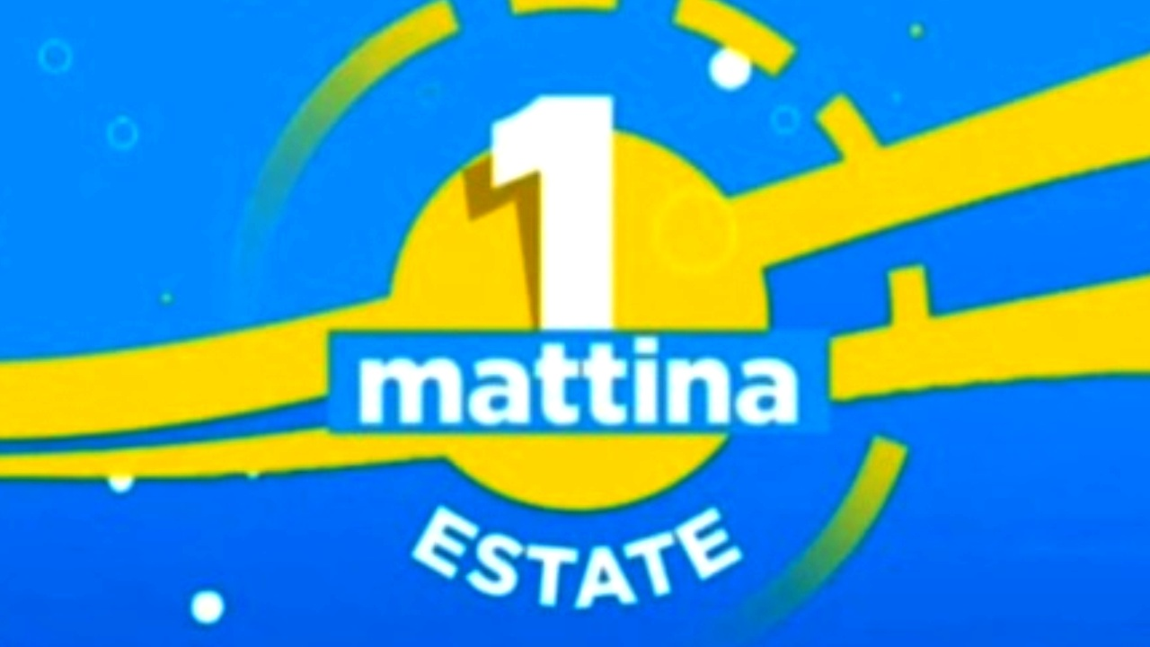 Foto logo Unomattina estate 2020