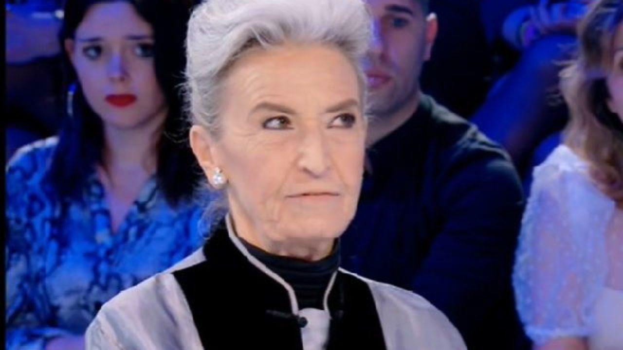 Barbara Alberti primo piano