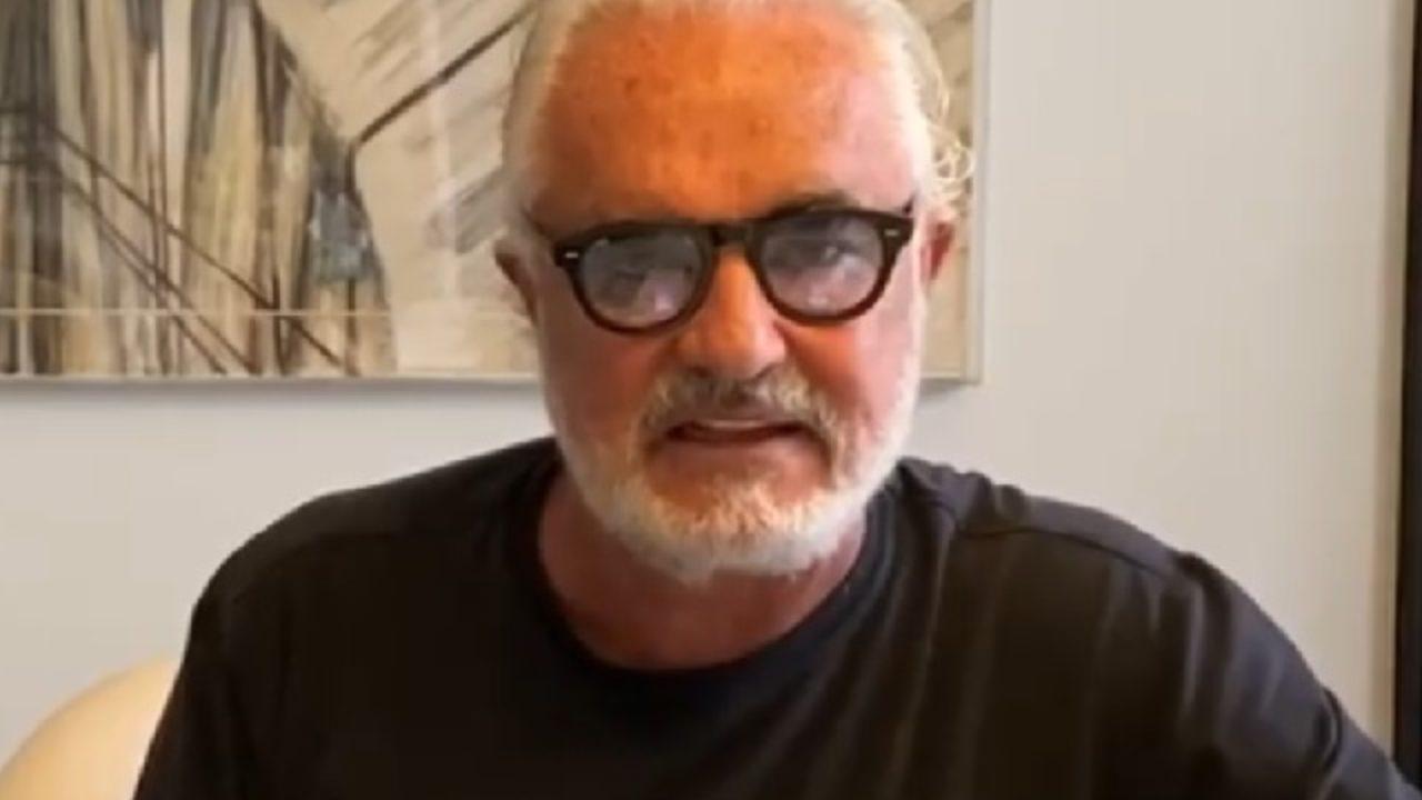 Flavio Briatore, condizioni di salute