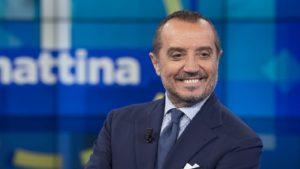Franco Di Mare, 'auto-ospitata' a Rai 3: il direttore rifinisce nella polemica