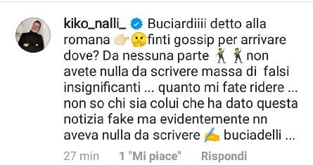 Tina Cipollari, finito l'amore con Vincenzo Ferrara? La risposta di lei