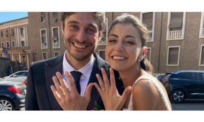 lino guanciale antonella matrimonio