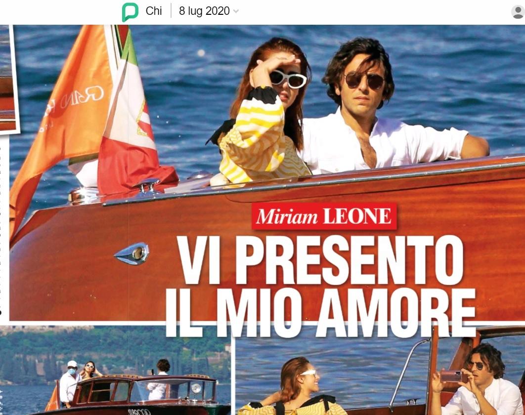 Miriam Leone Paolo