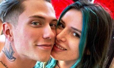 Foto Benji e Bella Thorne insieme