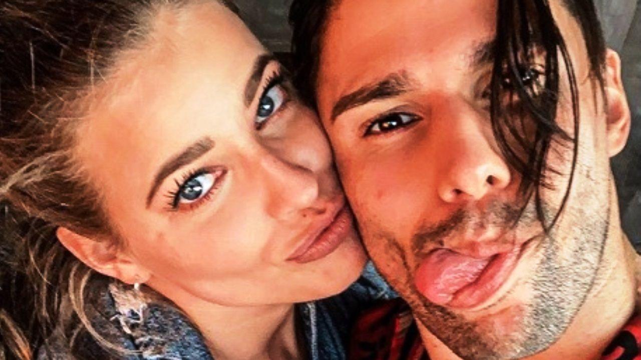 Ivana e Luca, linguaccia
