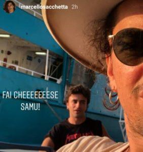 Marcello Amici Ibiza Itzan Escamilla