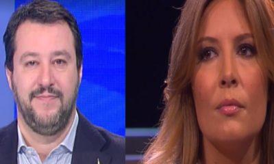 Selvaggia Lucarelli contro Salvini