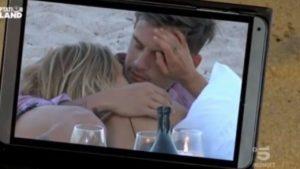 Valeria e Alessandro, Temptation: bacio, c'è stato o no? Pub