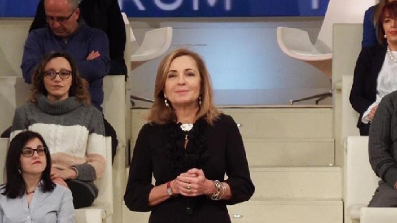 Barbara Palombelli nuova stagione di Forum e Stasera Italia