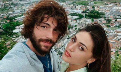 Cecilia e Ignazio in montagna