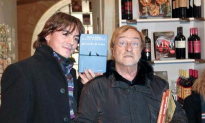 Marco Alemanno e Lucio Dalla