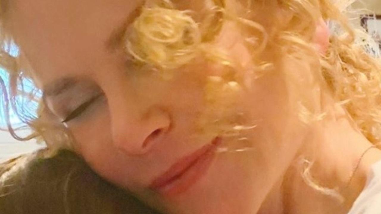 Foto primo piano di Nicole Kidman