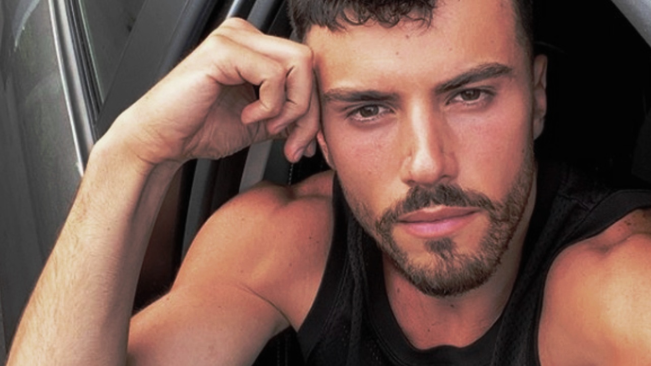 Alessandro Zarino muscoli e viso