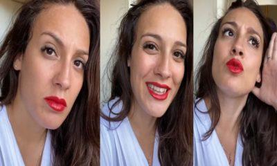 Francesca Manzini sorriso