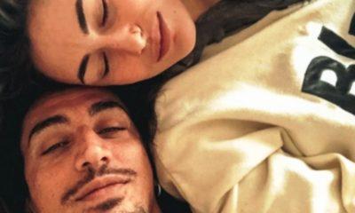 Foto di Giulia e Marcello di Amici insieme