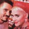 orlando bloom e katy perry selfie