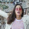 Mariana Rodriguez occhiali da sole
