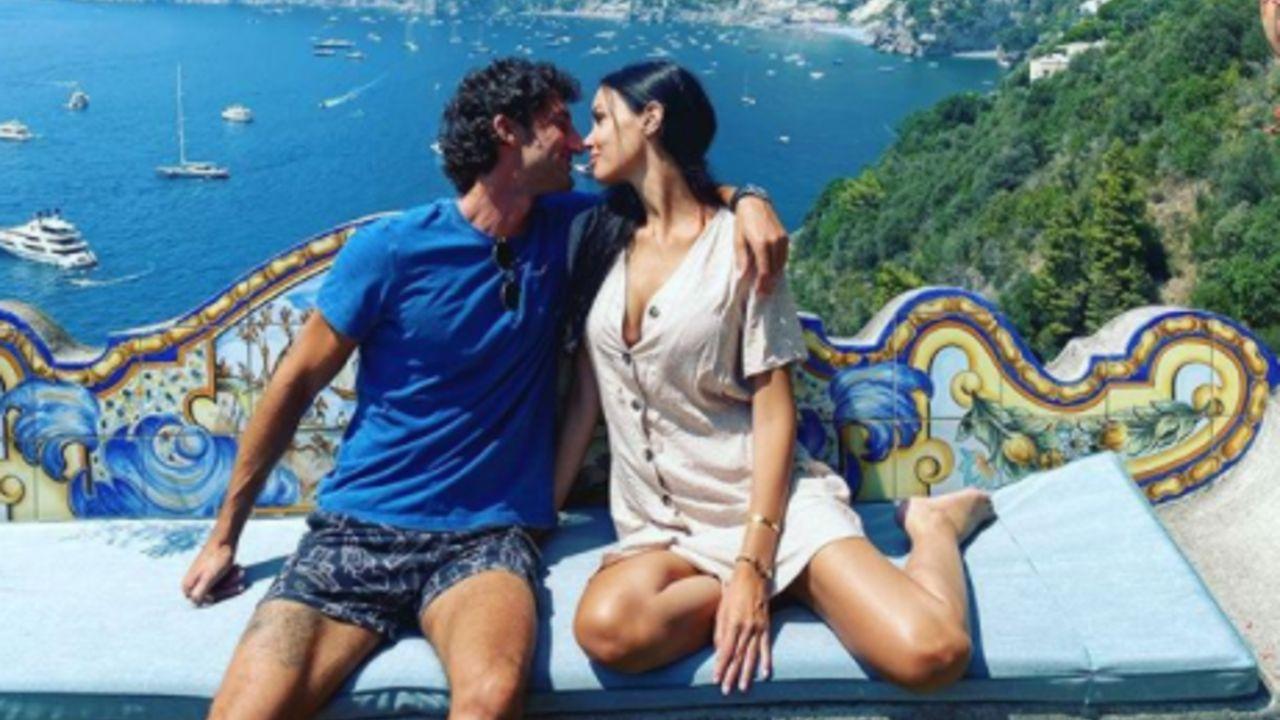 michela quattrociocche su instagram col nuovo fidanzato