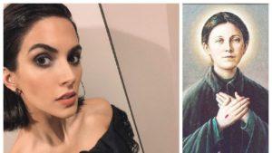 """Rocio Munoz Morales devota a Santa Gemma Galgani: """"Sul braccio ho tatuato il suo volto"""""""