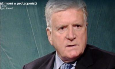 Sergio Zavoli morto