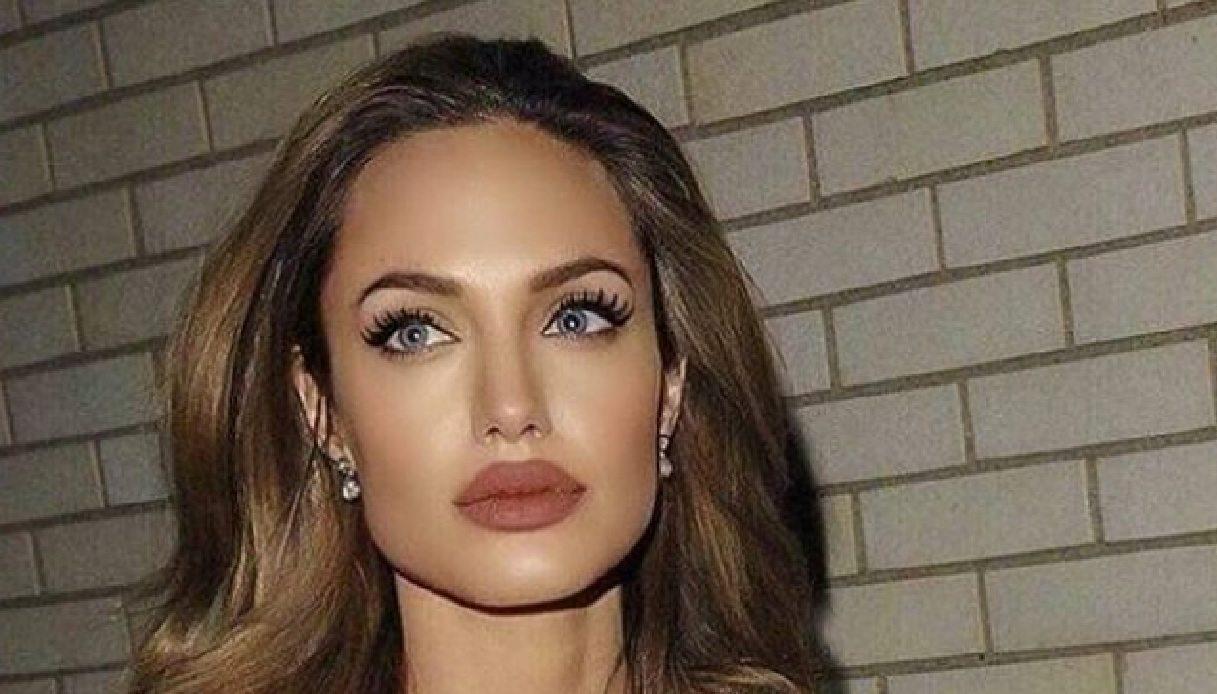 Jolie, intervista Grazia