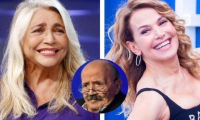 Costanzo analizza gli show di Barbara e Mara