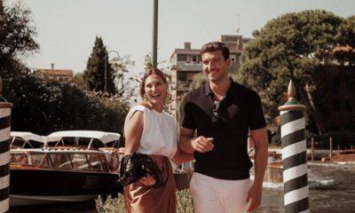 Beatrice Valli e Marco Fantini al Festival di Venezia