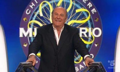 Chi vuol essere milionario e Gerry Scotti