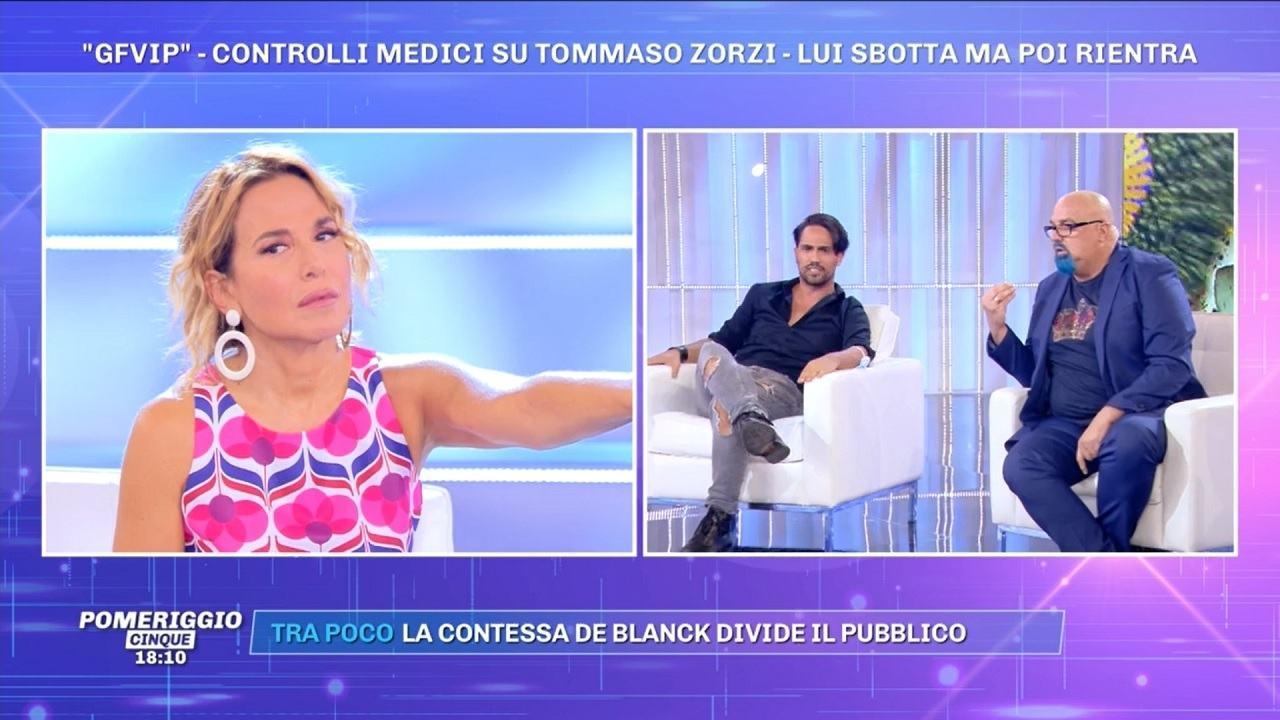 Lite Ciacci e Biagio D'Anelli