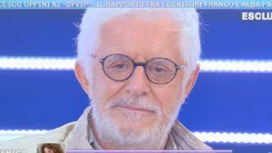 """Franco Oppini contro Alba: """"Fai più la madre e meno la Parietti"""""""