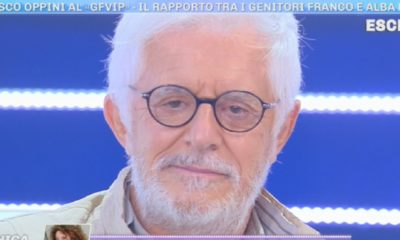 Franco Oppini a domenica live