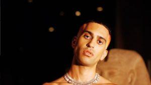 Mahmood nella