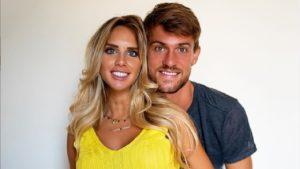 Michela Persico e Daniele Rugani, è nato il primo figlio: annuncio e foto