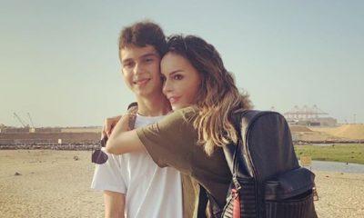 Nina Moric e la scelta del figlio