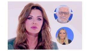 Alba Parietti furiosa: durissima su Franco Oppini e Karina Cascella, il caso