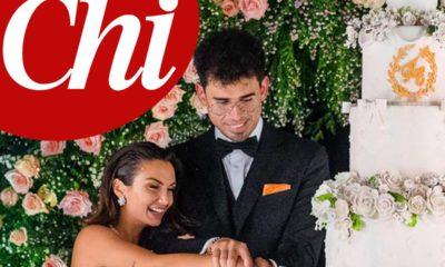 copertina chi matrimonio elettra lamborghini