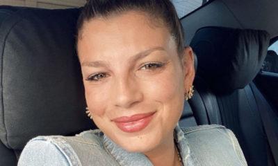 Emma capelli raccolti