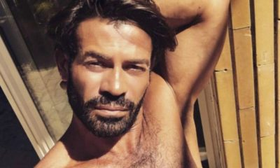 gianni sperti, selfie con barba