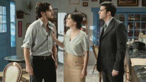 Il Segreto, Marcela confessa il tradimento: rissa tra Matias e Tomas