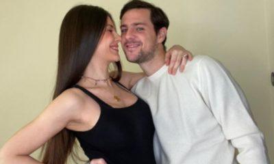 ludovica caramis e il marito mattia destro