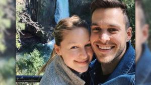 Melissa Benoist e Chris Wood: è nato il primo figlio della coppia