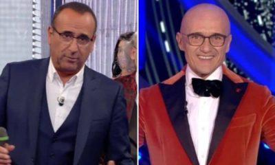 carlo conti vince contro alfonso signorini