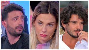 """Uomini e Donne: Lucrezia smascherata, un """"Ti amo"""" sorprende Armando"""