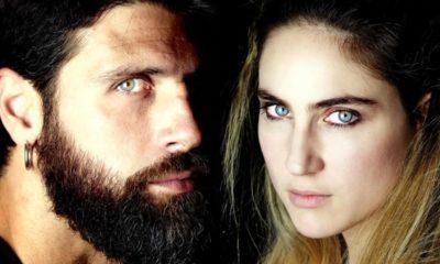gilles rocca e la fidanzata Miriam Galanti