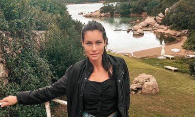 Marica Pellegrinelli positiva al covid