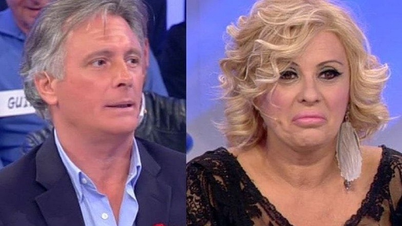 Tina Cipollari e Giorgio Manetti si rivedono